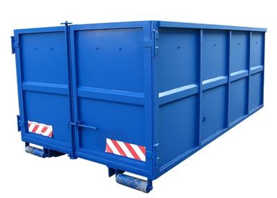 Kontejnerová doprava, odvoz suti, bioodpadu a smíšeného odpadu.